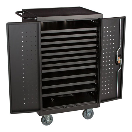 Learniture-Locking-Tablet-Charging-Cart