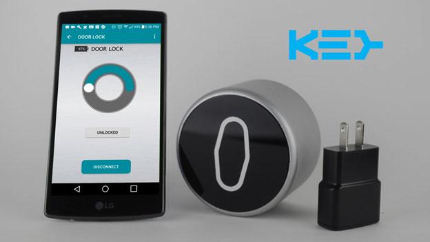 BluKey Turns Your Door Lock Smart