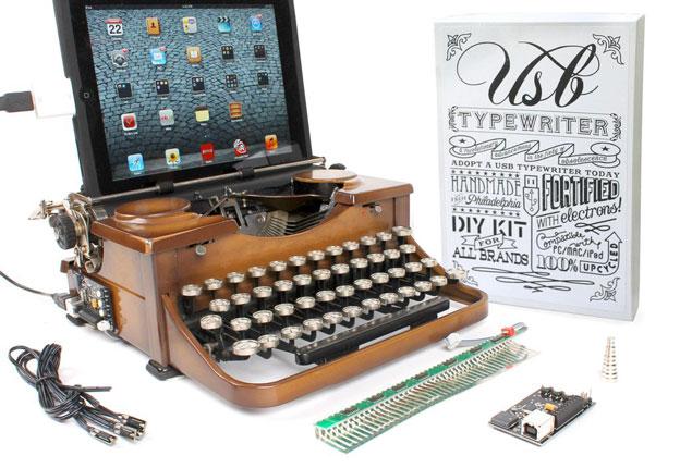 3 Typewriter-inspired Keyboards for iPad -