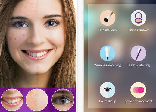 6 Makeup & Selfie Editors for iPhone & iPad -