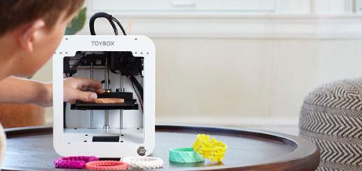 Sculpto: 3D Printer + App for the Family -
