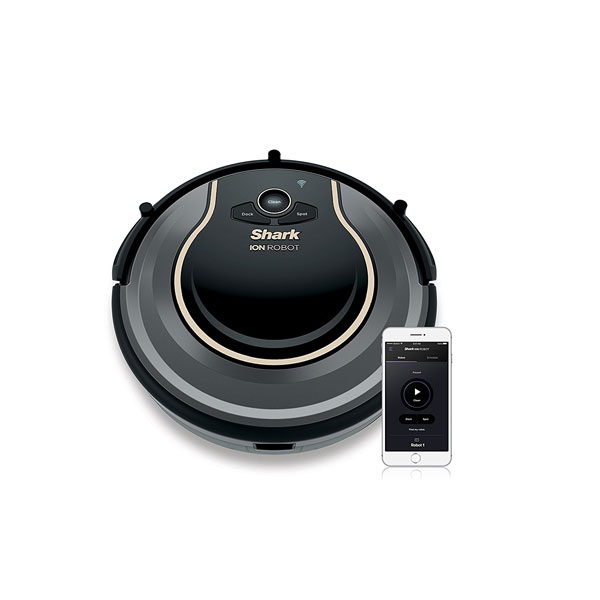Shark ION 750 Connected Robotic Vacuum with Alexa & Google
