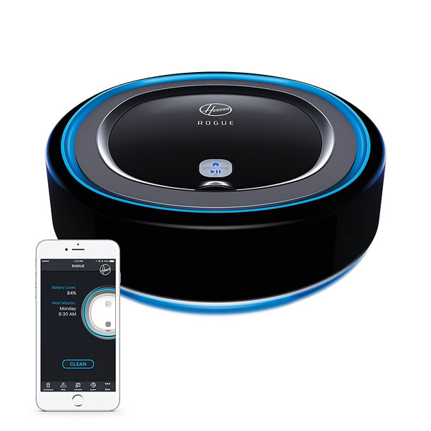 Hoover Rogue 970 WiFi Robot Vacuum with Alexa Support -