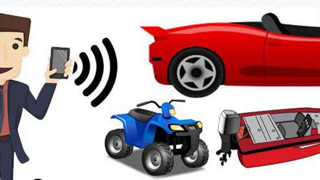 iDisarm Bluetooth Car Engine Immobilizer -