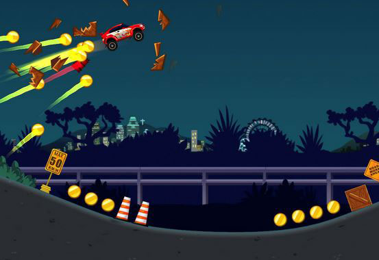 6 Super Cool Stunt Driving & Racing Games for iPhone -