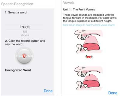 5 English Pronunciation Apps for iPhone -