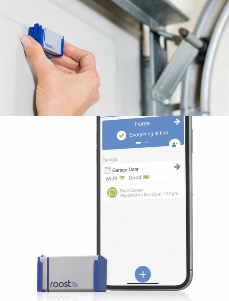 Roost Wifi Smart Garage Door Sensor