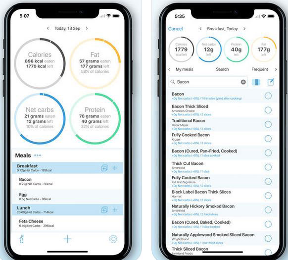 5 Must See Carb Counter Apps for Keto & Low Carb Diets -