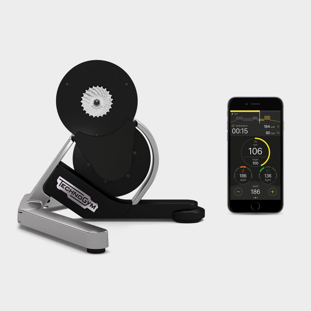Technogym MYCYCLING Smart Cycling Trainer -