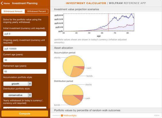 6 Interest & Investment Calculators for iPhone & iPad -