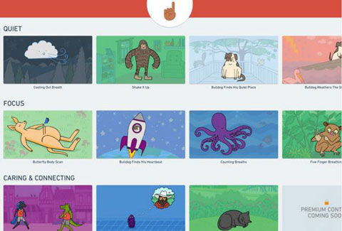 4 Meditation Apps for Kids -