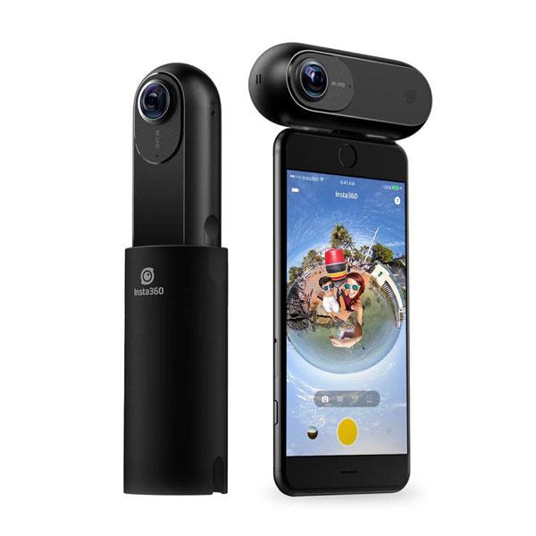 ANNKE Nova Orion WiFi Camera with 360-degree Tracking, Alexa