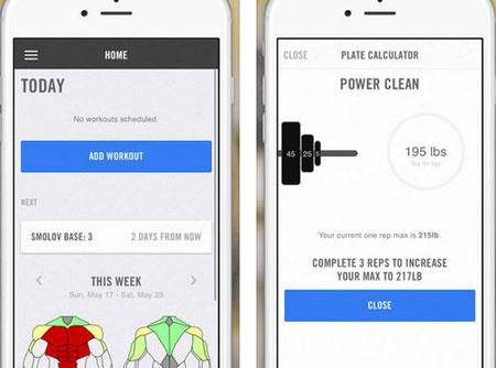 4 Smolov Squat iPhone & iPad Apps -