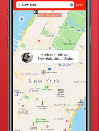 5 Fake GPS Apps for iPhone -