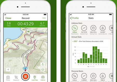 5 Must See Mountain Biking Apps for iPhone -
