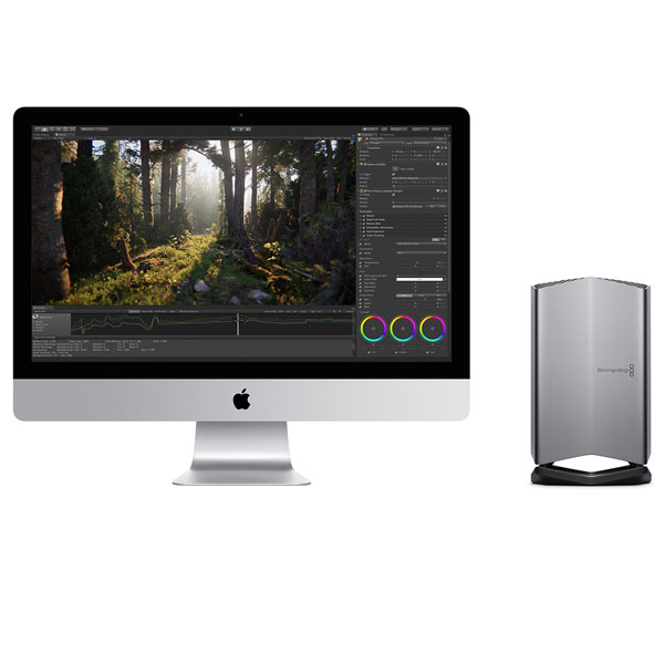 Blackmagic eGPU Pro: External Graphics Card for Your Mac -