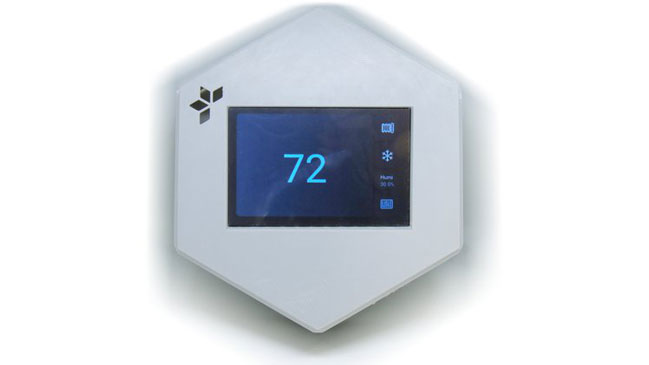 HestiaPi Touch: Open Source Smart Thermostat with Raspberry Pi -