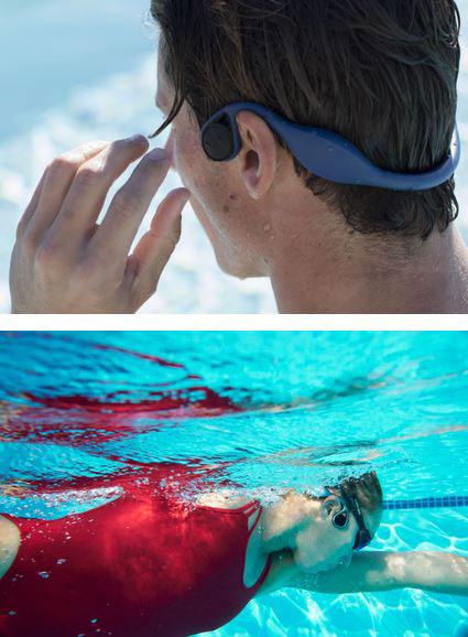 Zygo: Underwater Bone Conduction Headset -