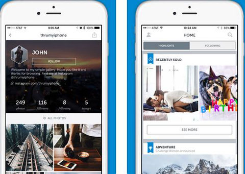 5 iPhone Apps To Sell Your Photos -