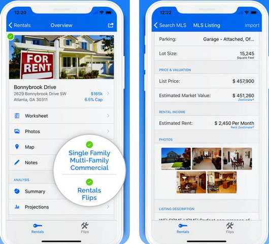 7 Must See Investment Property Analyzer iPhone Apps for Real