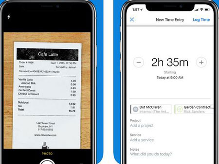 10+ Time-saving iPhone Apps for Self Employed People -