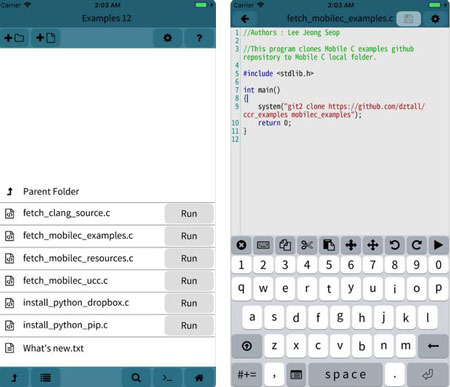 5 Must See C, C++ & C# IDEs for iPhone & iPad -