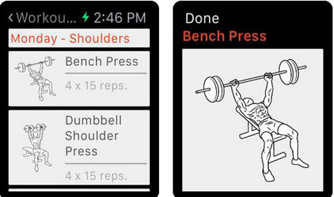 7 Must See Weightlifting Apple Watch Apps -