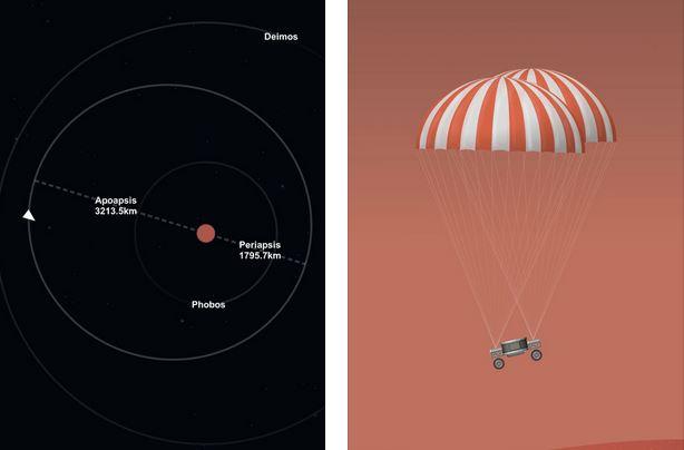 Spaceflight Simulator for iPhone -