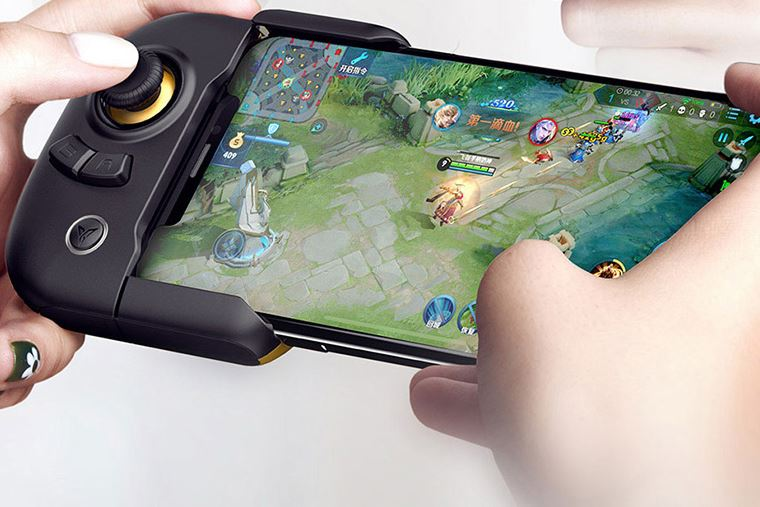 Wasp2 Bluetooth Gamepad for iOS & Android -