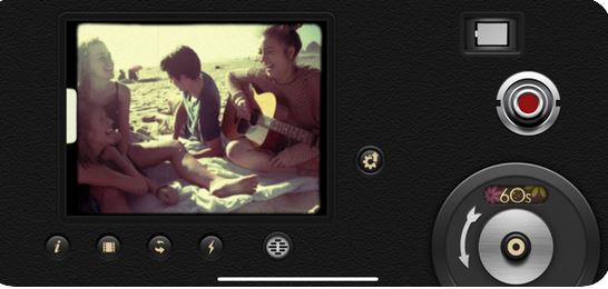 5 Vintage Camera Apps For Iphone