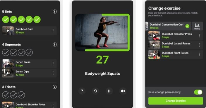 5 Resistance Band Training Iphone Apps