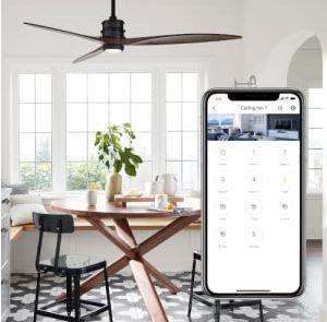 Meross Smart Ceiling Fan Controller With Alexa Google Home Support