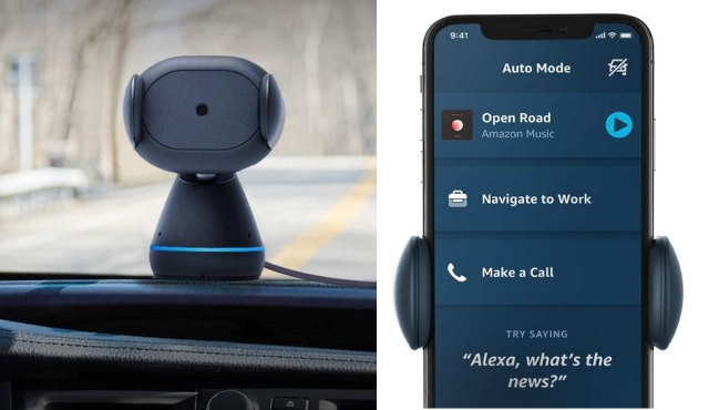 Iottie Aivo Connect Pro Iphone Car Mount With Alexa Built In